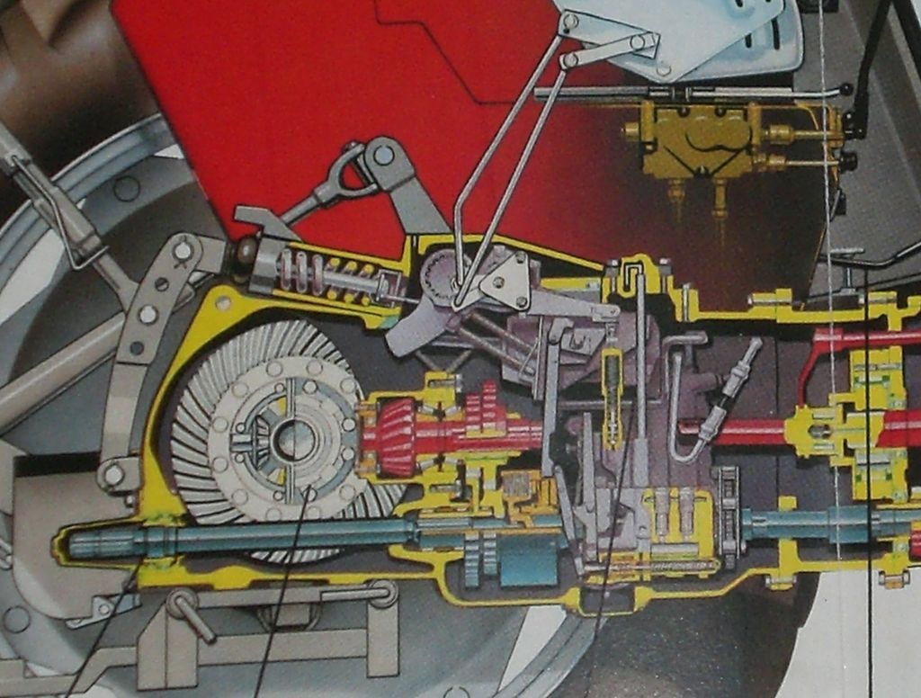 33 Massey Ferguson Multi Power Diagram
